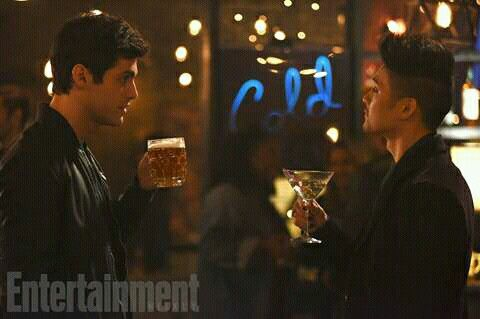 Malec first date 2x06