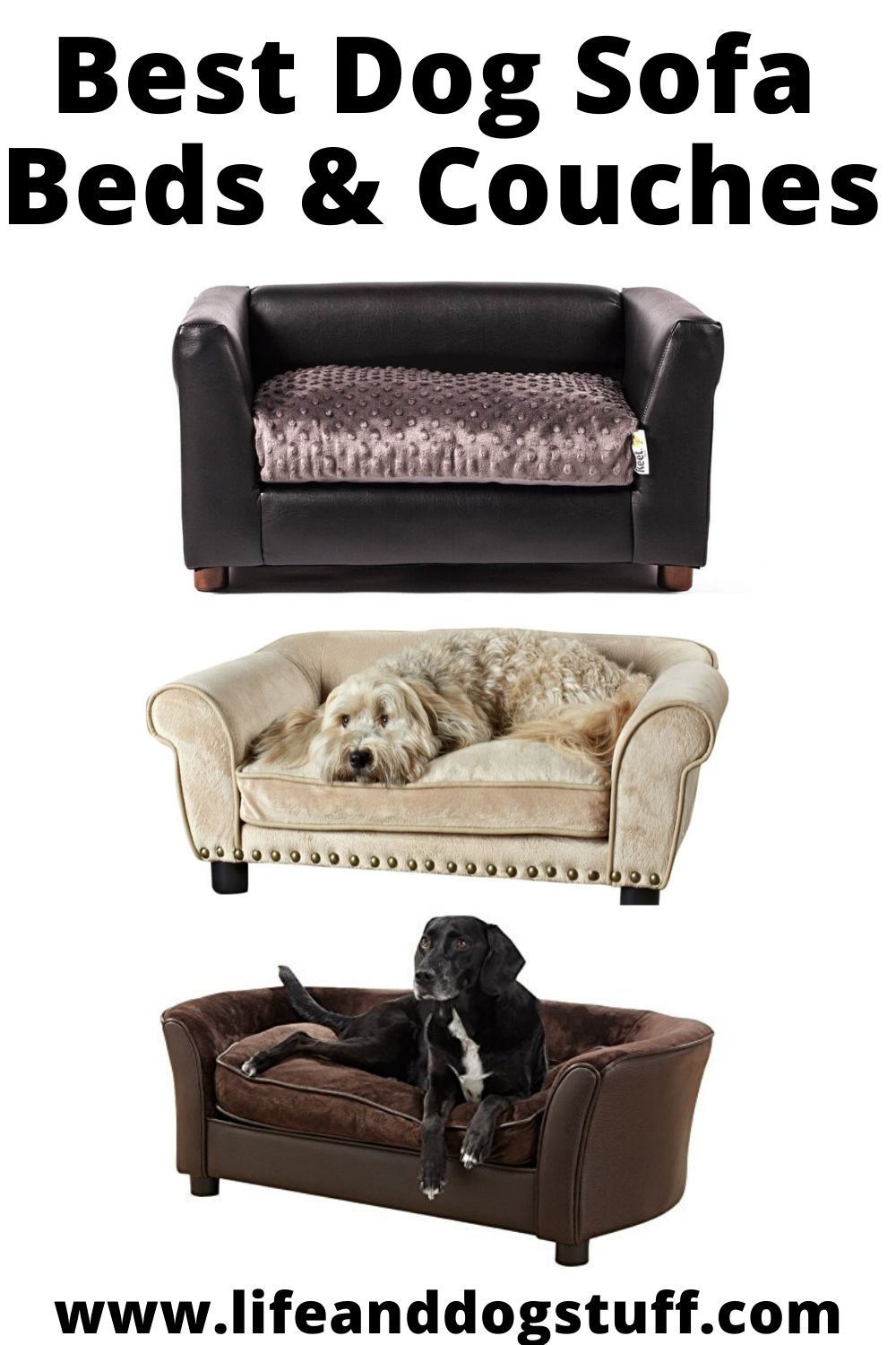 8 Best Dog Sofa Beds And Couches With Images Dog Sofa Bed Dog