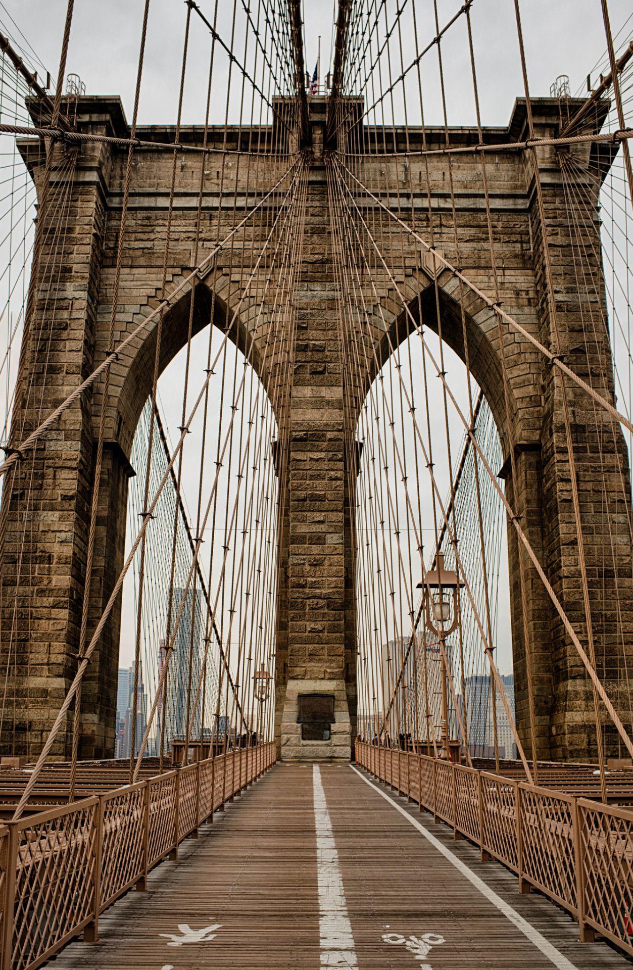 Amazing Places aboutusa Brooklyn Bridge New York
