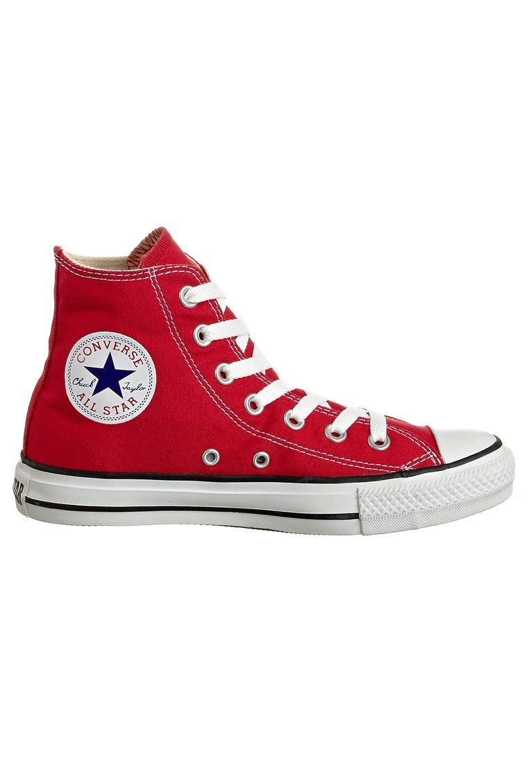 CHUCK TAYLOR ALL STAR HI - Baskets montantes - red @ ZALANDO ...