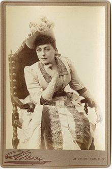 @36 Georgiana Emma Drew (July 11, 1856 – July 2, 1893), aka Georgie Drew Barrymore, was an American stage actress and a member of the Barrymore acting family.