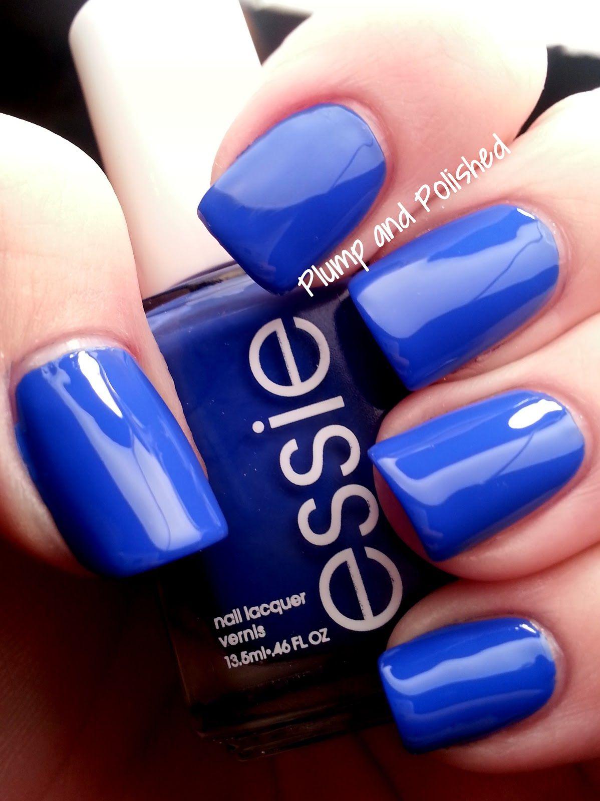 Azul electrico | U Ñ A S | Pinterest | Azul eléctrico, Esmalte y Azul