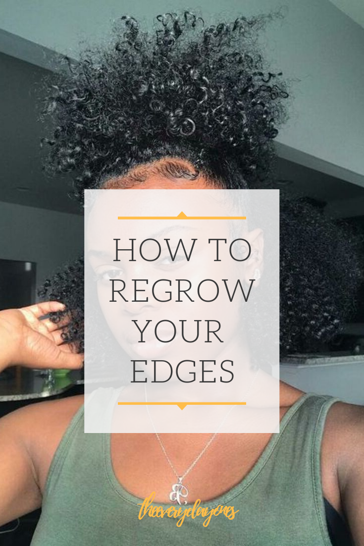 How to Thicken Your Edges ⋆ ToTheCurlMarket