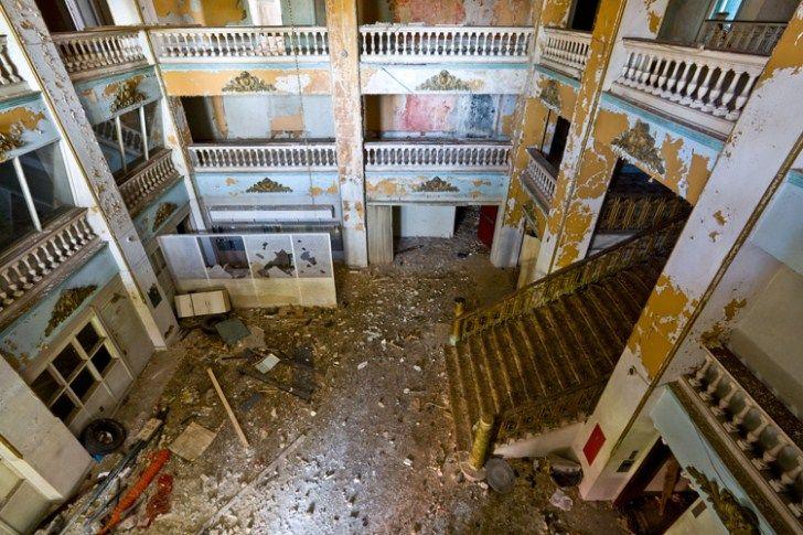 Waldo Hotel St Clarksburg Wv