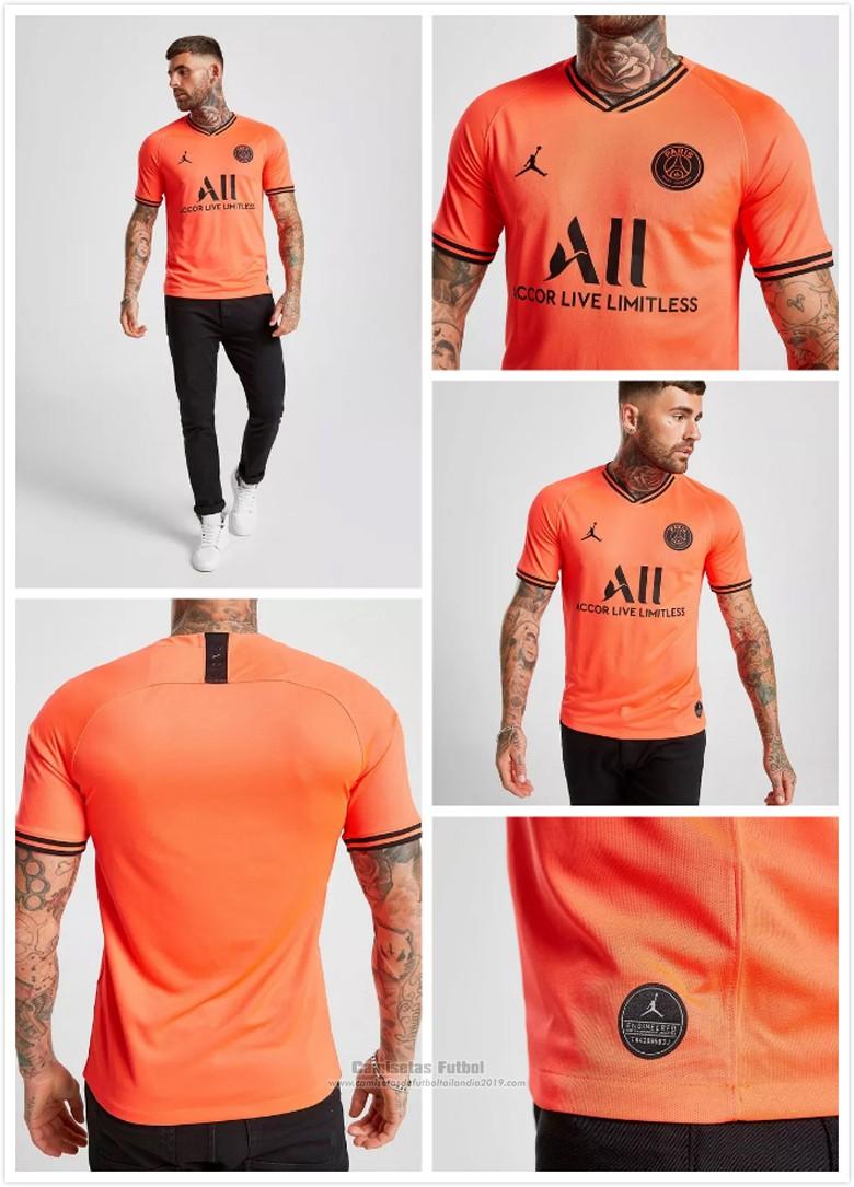 Camiseta Paris Saint Germain 2ª 2019 2020 (With images