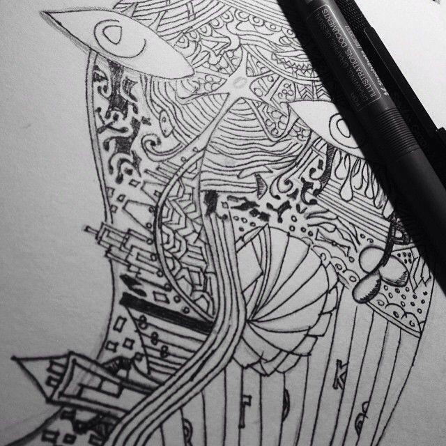 #draw #illustration #drawing Mistress..