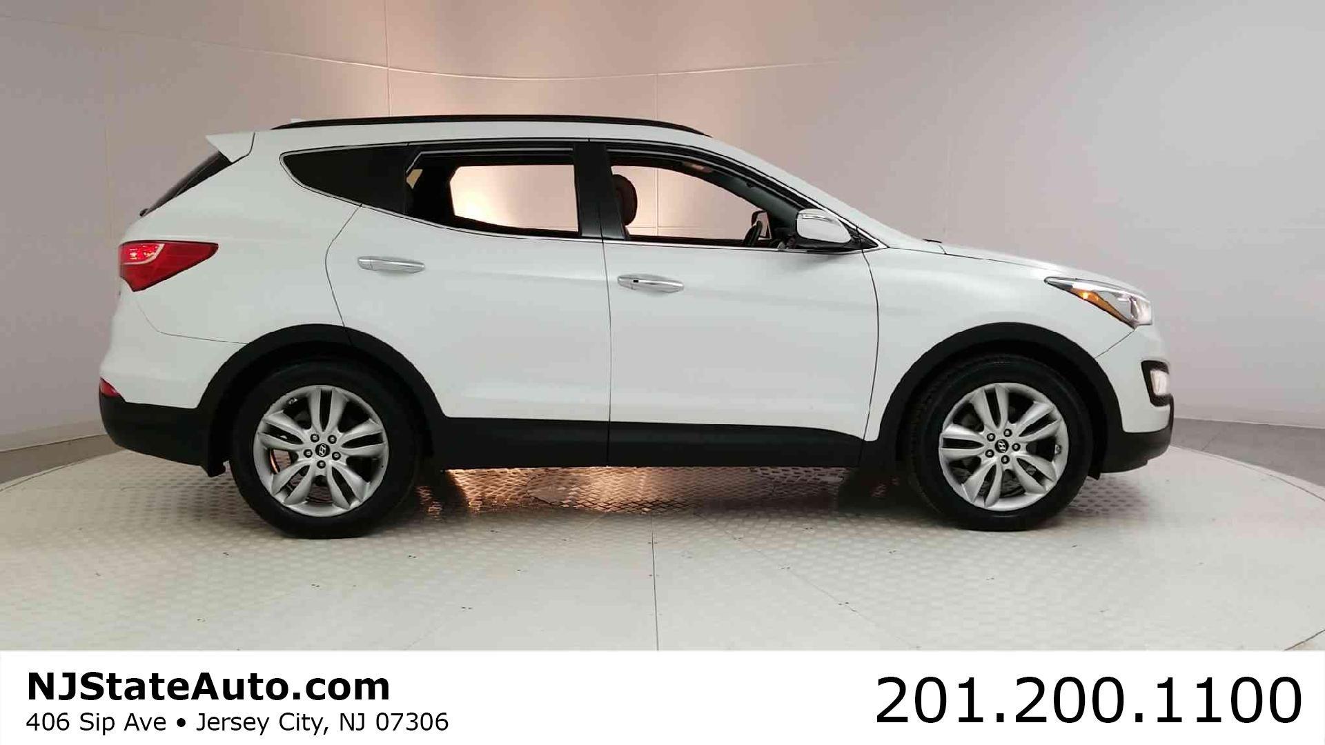 2013 Hyundai Santa Fe AWD 4dr 2.0T Sport w/Saddle Int