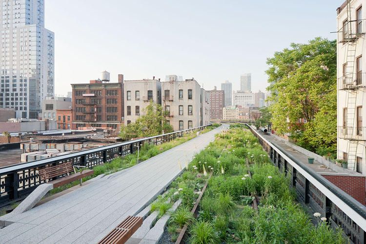 15 | The Second Phase Of NYC's High Line Is Even Better Than The First [Slideshow] | Co.Design | business + design