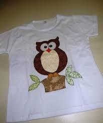 camisetas com aplique - Pesquisa Google