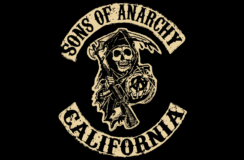 Sons Of Anarchy Logo Png 982 646 Sons Of Anarchy Anarchy Sons