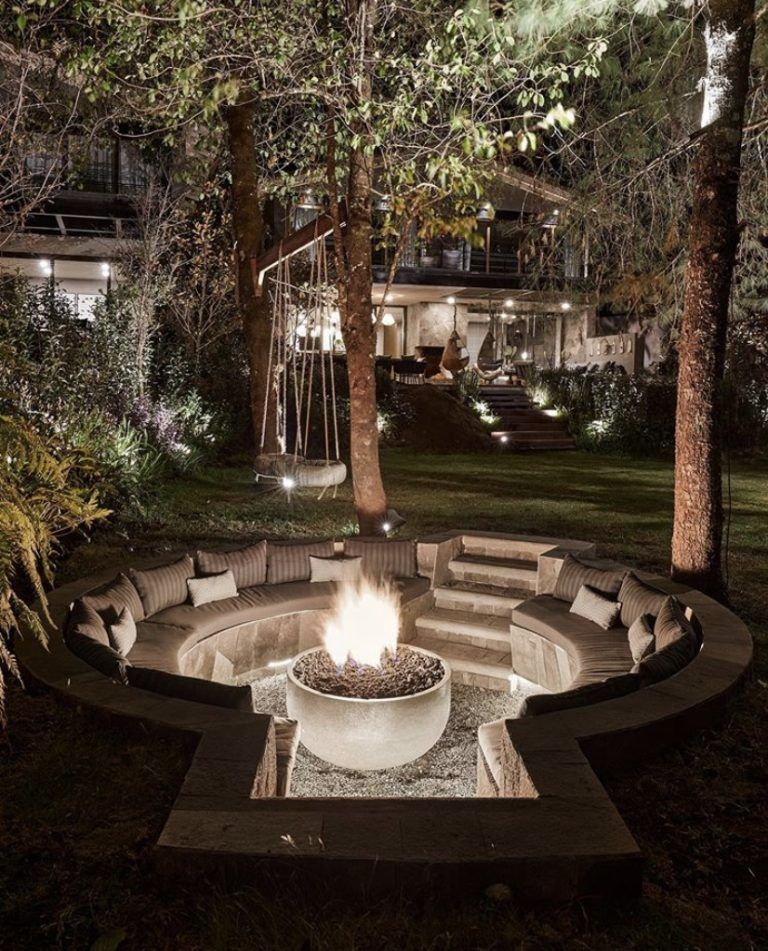 Photo of 53 Stunning Outdoor Fire Pit Ideas
