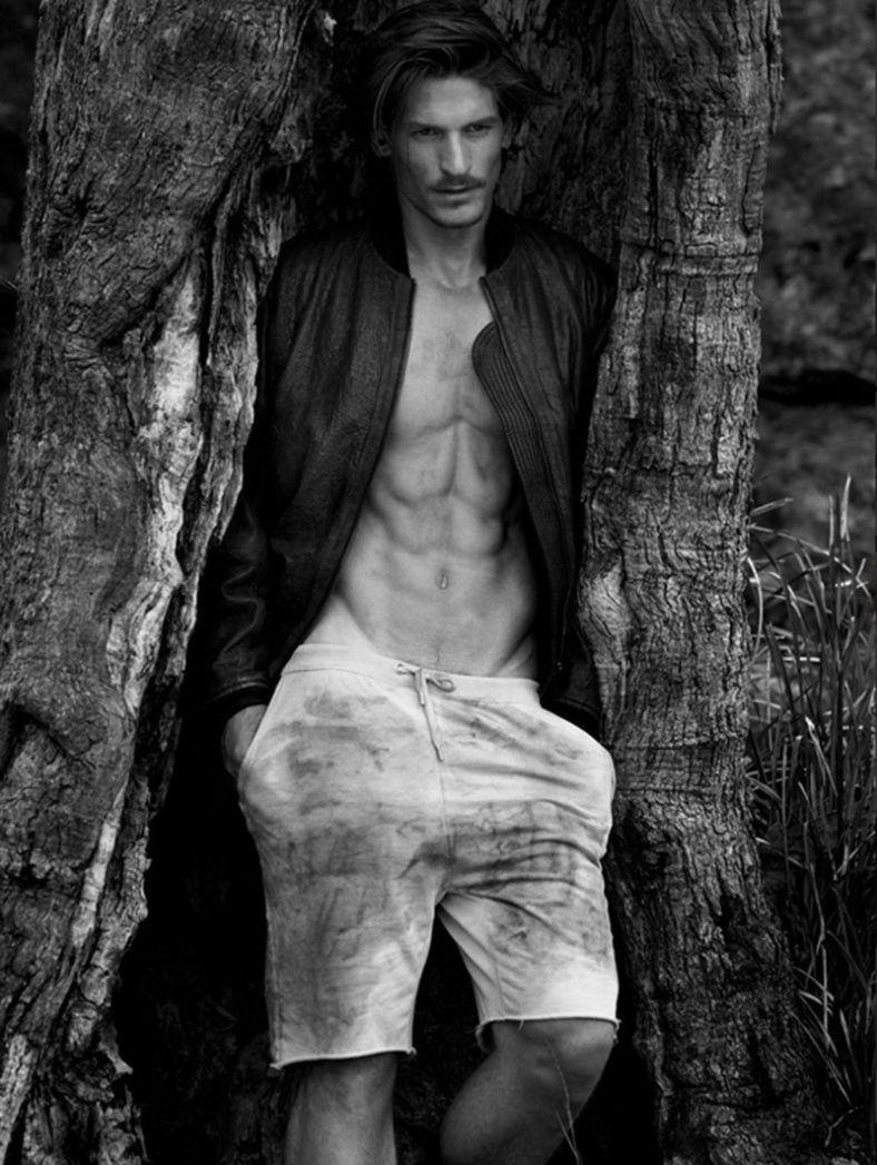 MORPHOSIS: Vogue Hommes International #17 (part 8) Jarrod