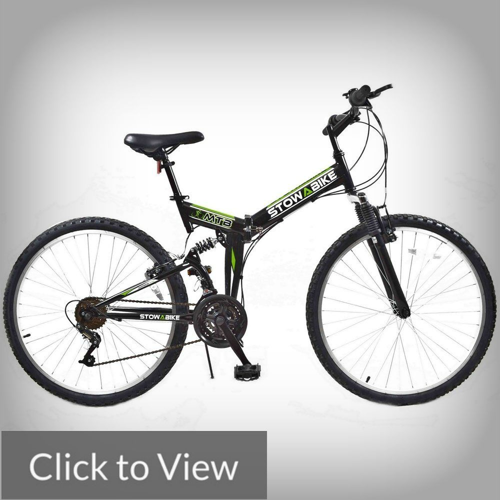 Stowabike 26 mtb v2 folding dual suspension mountain bike mtb v2 folding bike from stowabike