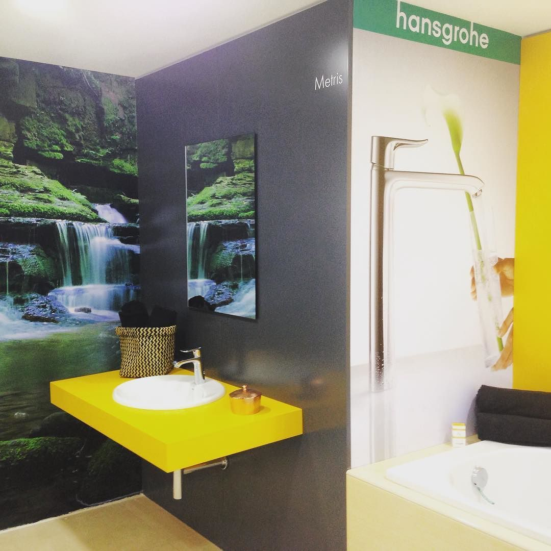 Part 3. Hansgrohe\'s latest showroom in Abu Dhabi which I did all ...
