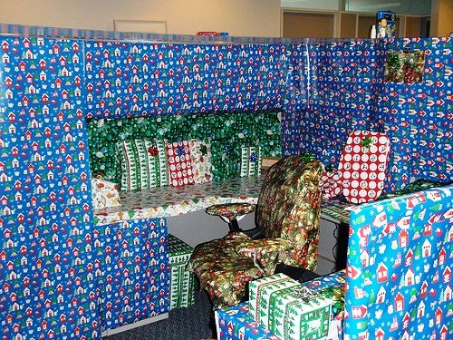 holiday cubicle decorating contest | ... cubicle decorating contest to set  our expectations accordingly - Holiday Cubicle Decorating Contest Cubicle Decorating Contest