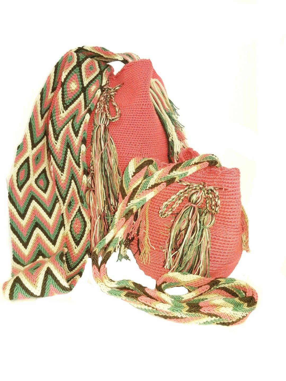 Wayuu Bag Mini Mochila Wayuu