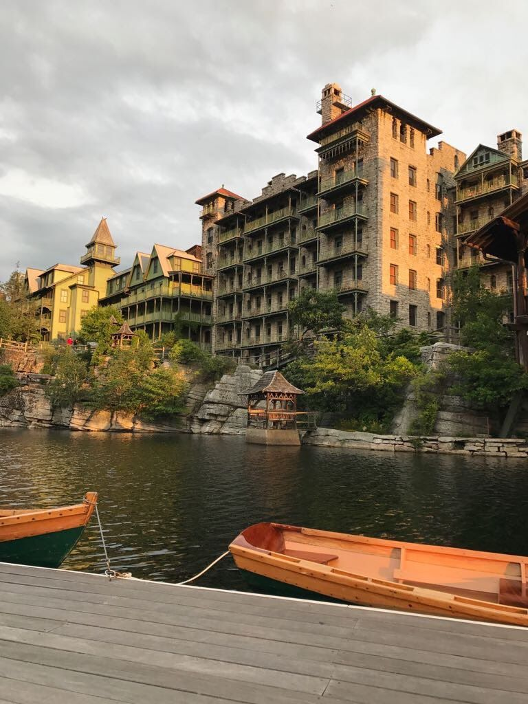 Monhonk Mountain House: Pin By Julian On Roadtrip #1: Mohonk Mountain House