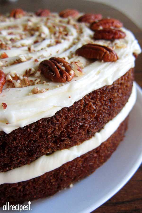 Pumpkin Pecan Bars Cake Mix