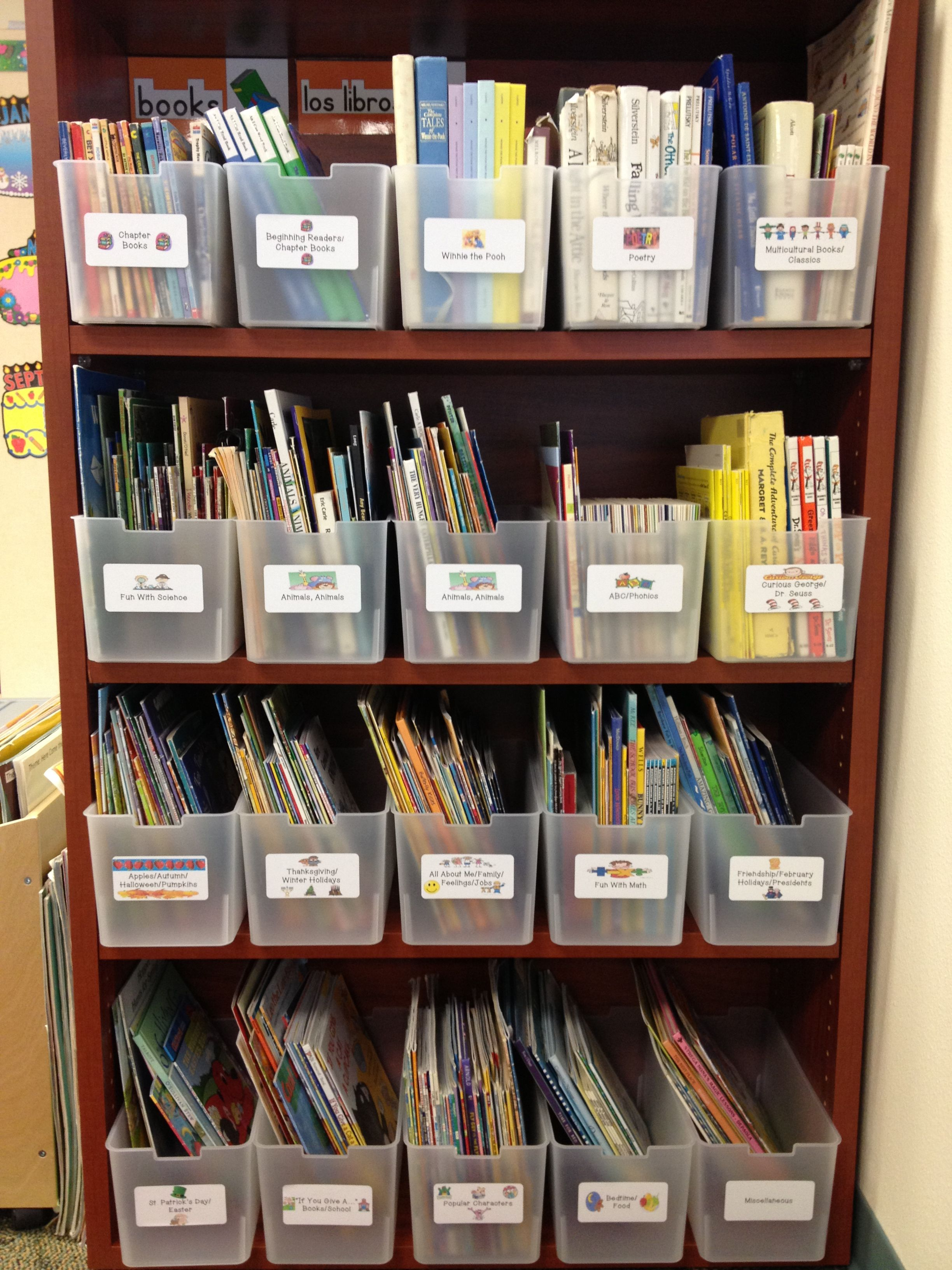 Classroom Library Project
