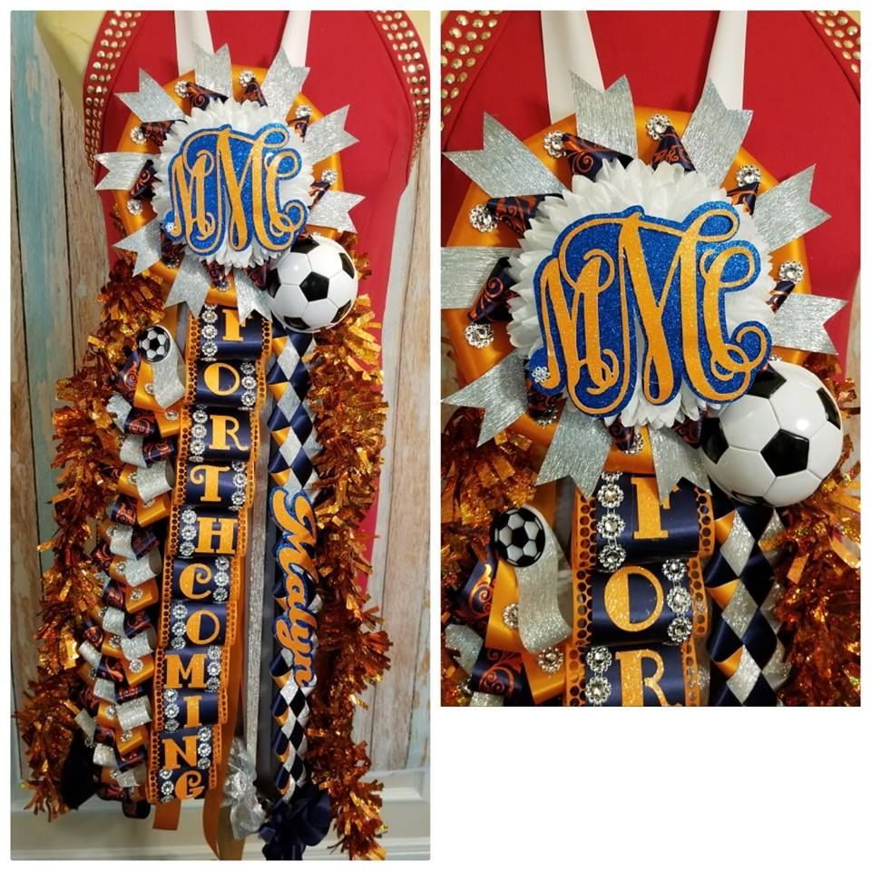 Bridgeland Soccer Monogram Forthcoming Mum by Twinkie Designs in Cypress Texas #hoco2018 #homecomingmum #bridgeland #forthcoming #twinkiedesigns #texastwinkies Bridgeland Soccer Monogram Forthcoming Mum by Twinkie Designs in Cypress Texas #hoco2018 #homecomingmum #bridgeland #forthcoming #twinkiedesigns #texastwinkies