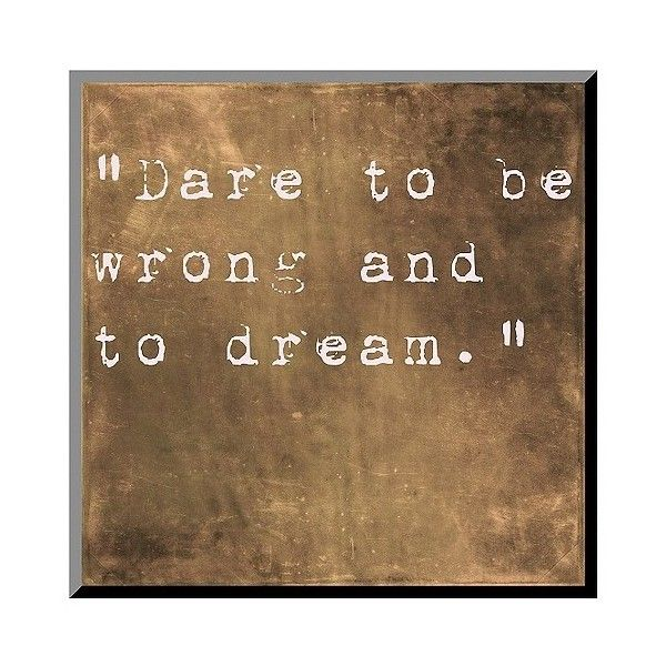 Art.com Decorative Wall Panel Inspirational Quote By Friedrich Von... ($47) ❤ liked on Polyvore featuring home, home decor, wall art, brown, wooden home decor, word wall art, motivational wall art, wood wall art and typography wall art