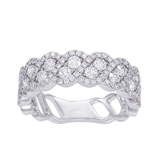 Awesome Fred Meyer Jewelers ct tw Diamond Anniversary Ring