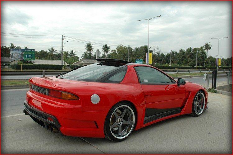 Redblood2 1999 Mitsubishi 3000gt 24090590014 Large Mitsubishi 3000gt Mitsubishi Cars Mitsubishi