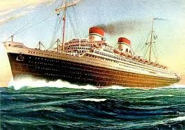 Image result for ocean liners 1930s
