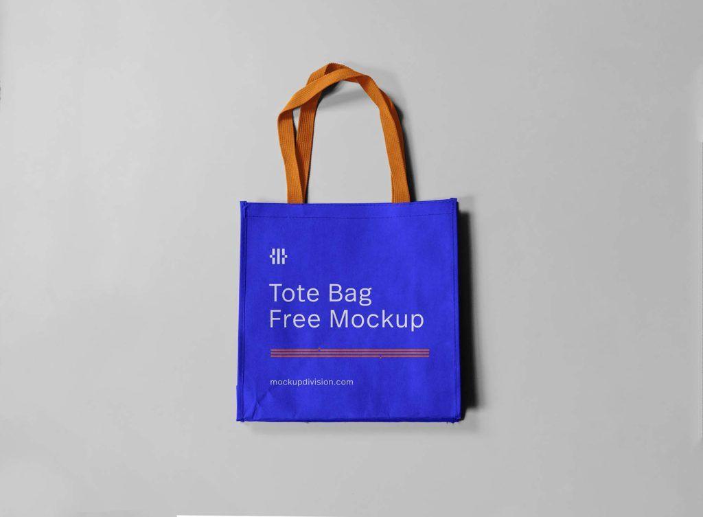 Download New Tote Bag Free Psd Mockup Bag Mockup Mini Tote Bag Tote Bag