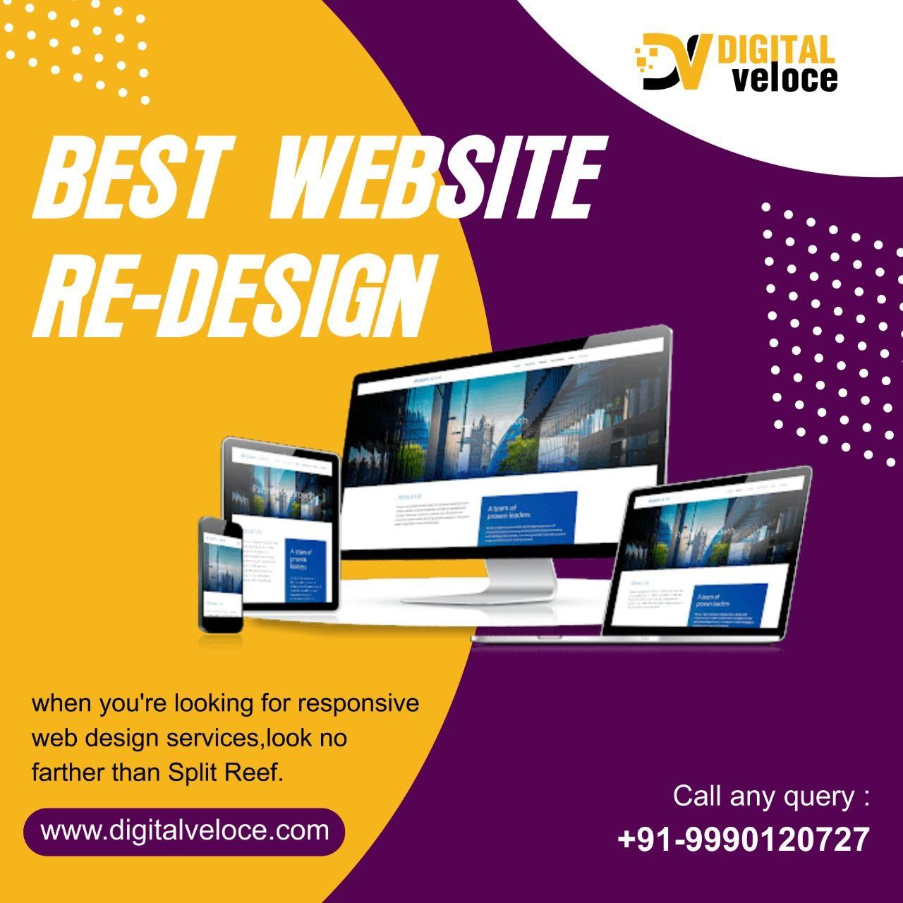 Website Re Design Services In 2020 Web Design Services Website Design Wordpress Service Design