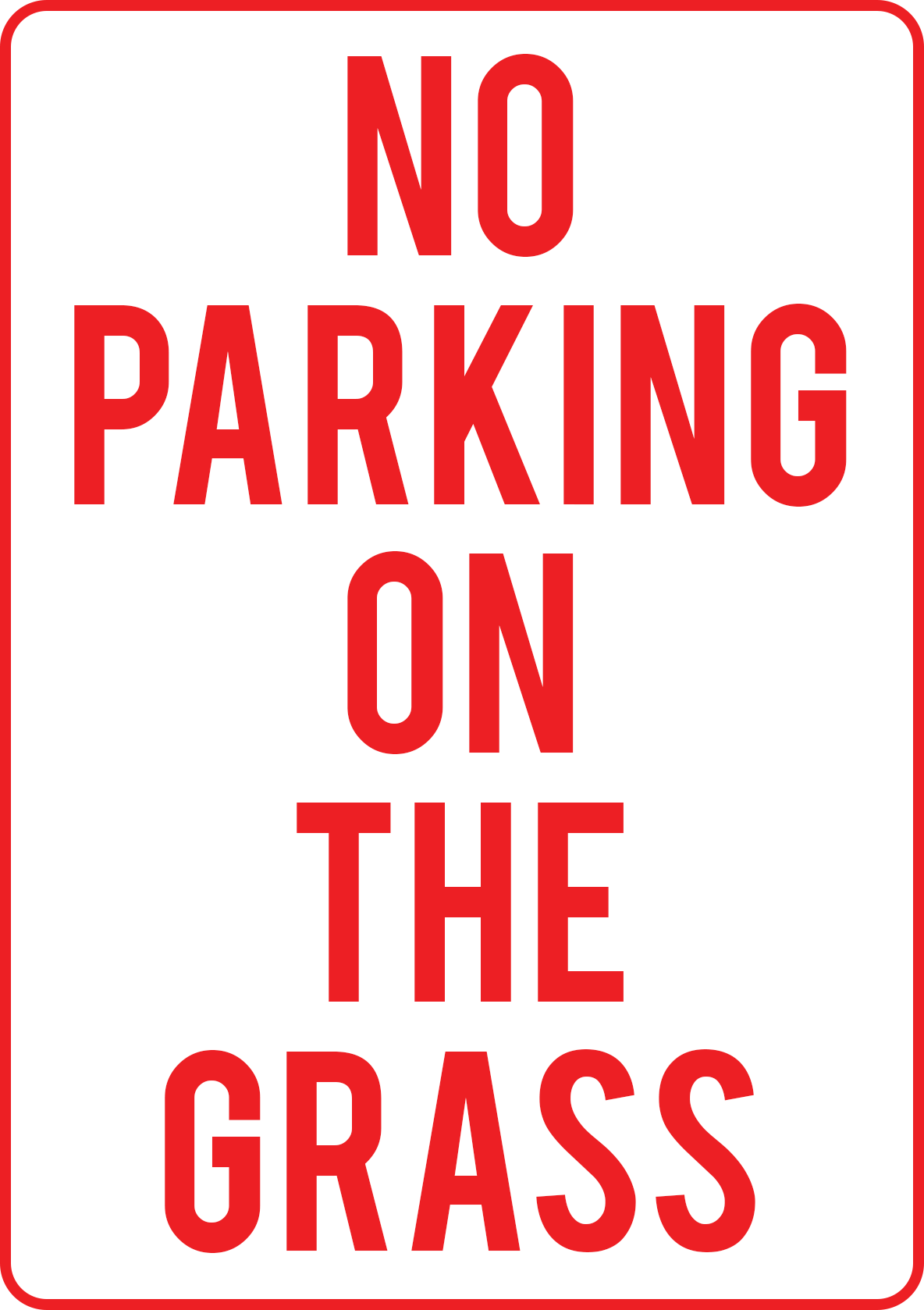 No Motorcycles Parking Sign No Parking Pinterest