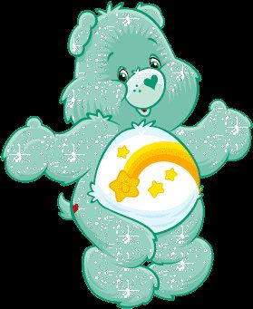 CARE BEARS 1 & 2  Machine Embroidery Design by CatherineAndEmeline, $4.99
