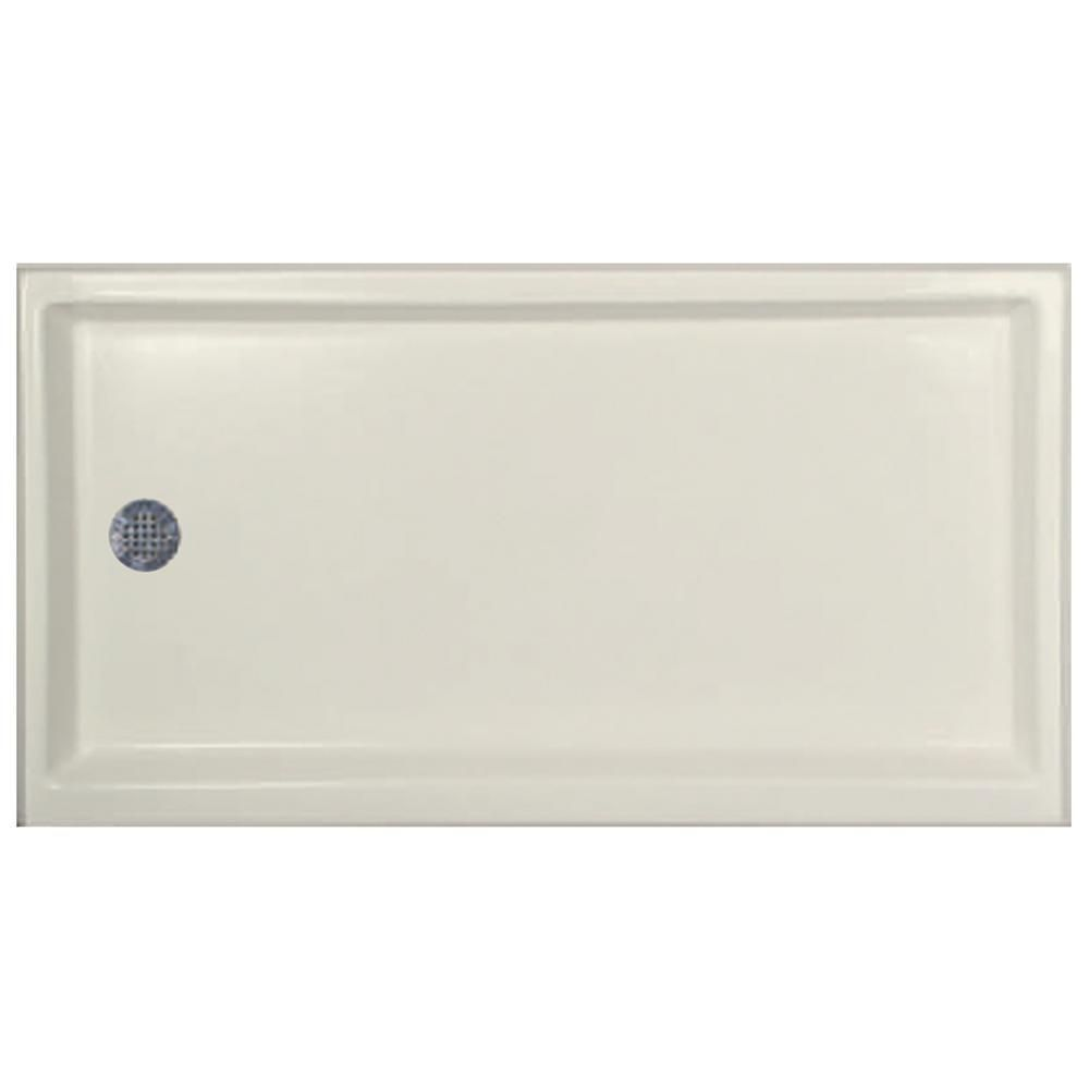 Hydro Systems 60 In X 32 In Single Threshold Shower Base With