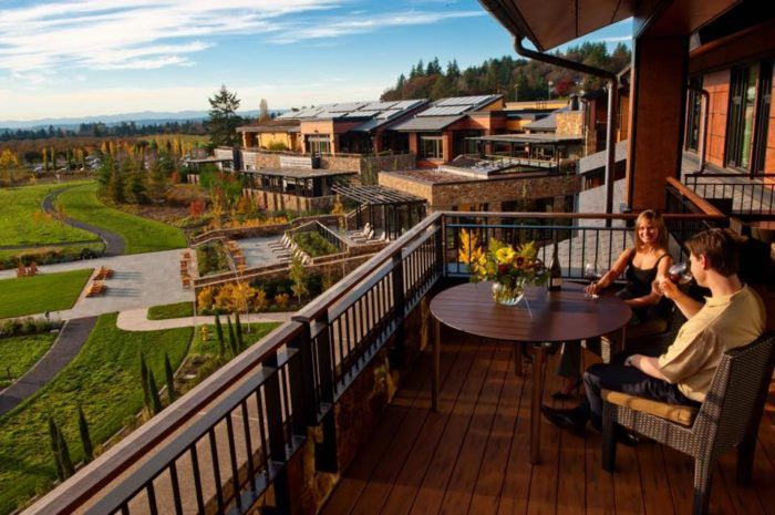 Stay At This Award Winning Hotel In Oregon S Wine Country For An Unforgettable Vacation