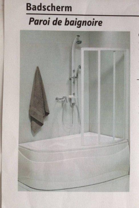 Badscherm 2 Delig.Baignoire Asymetrique Ladiva Combineer Het Bad Met Het Curve2