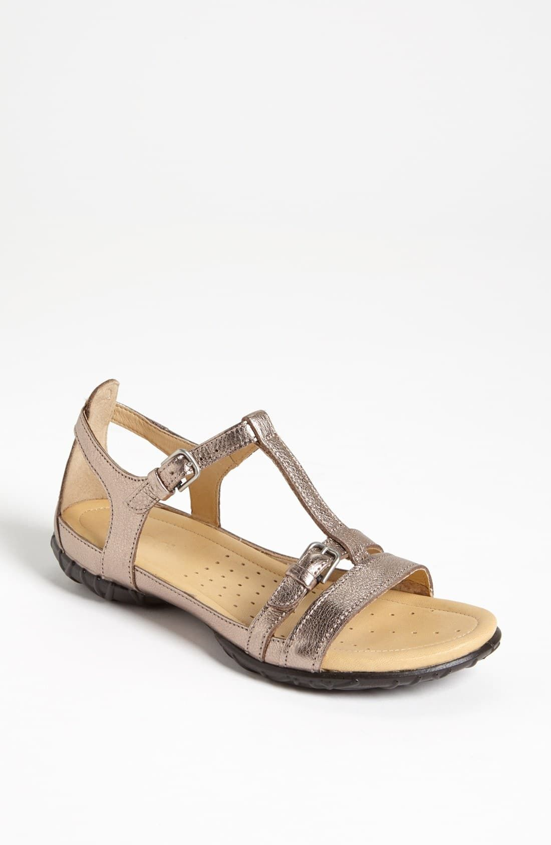 ECCO 'Groove' Sandal (Special Purchase | Sandals, T strap