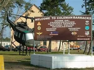 Coleman Barracks Mannheim Germany Website Bing Images Time In Germany Mannheim Army Day