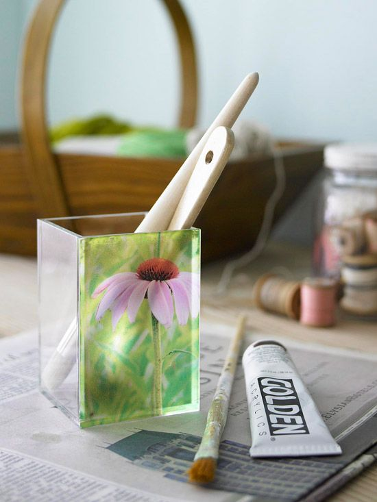 Nature-Inspired Paper Projects