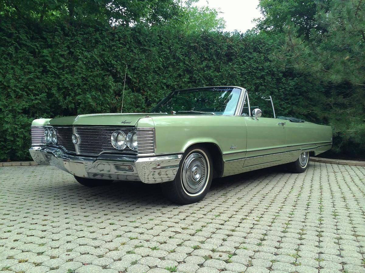 1968 Chrysler Imperial Crown Convertible Chrysler Chrysler