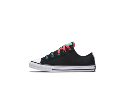 9e0fffdb0e1d Converse Chuck Taylor All Star Loopholes Neoprene Low Top Little Big Kids   Shoe