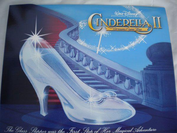 disney  cinderella christmas house set | Cinderella II Dreams Come True Lithograph Portfolio