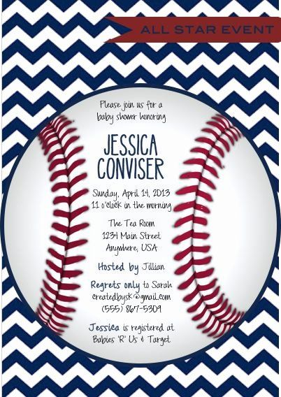 Baseball Invitation Template Free Elegant Best 25 Baseball ...