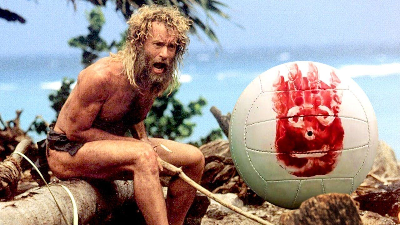Castaway Tom Hanks And Wilson  Good Movies, Iconic Movies -6134