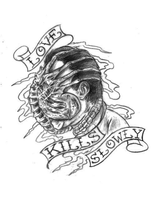 Great Tattoo Body Mod Ink Shhh Tattoos Alien Tattoo