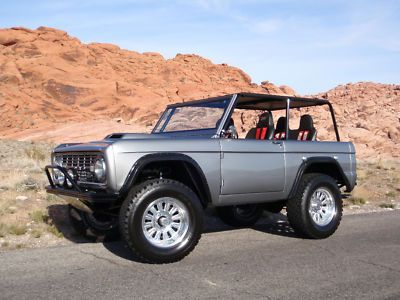 Ford Bronco Sport 1967 Ford Early Bronco Early Bronco Ford Bronco Bronco Sports