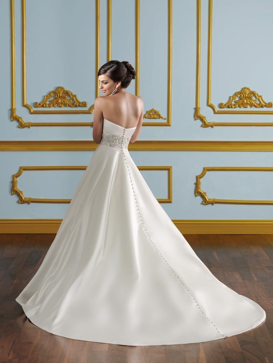 Enchanting Mori Lee Bridal Gown Sketch - Womens Wedding Dresses ...
