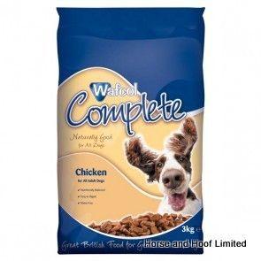 Wafcol Complete Chicken 15kg Dog Food Recipes Vegetarian Dog