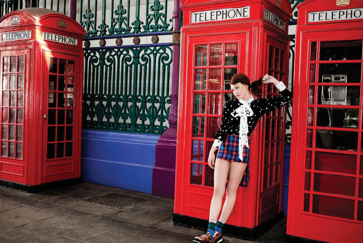 Portfolio Overview — Valerie Phillips — Serlin Associates  #FashionPhotography