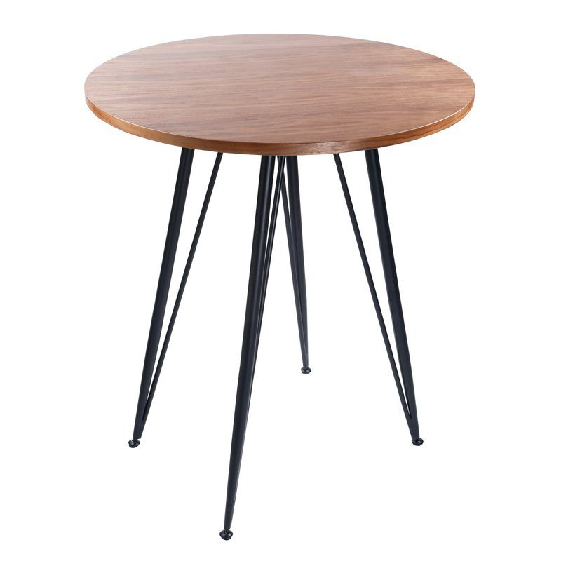 Aabha 36 Round Pub Table 41 H X 35 4 W D Wayfair