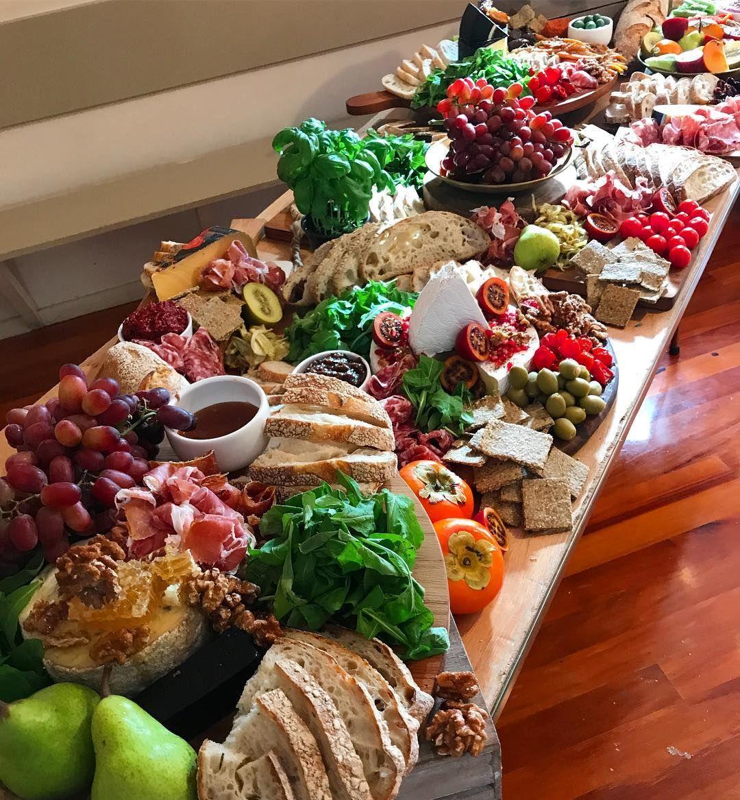 Winter Wedding Food: Together (@together.nz) On